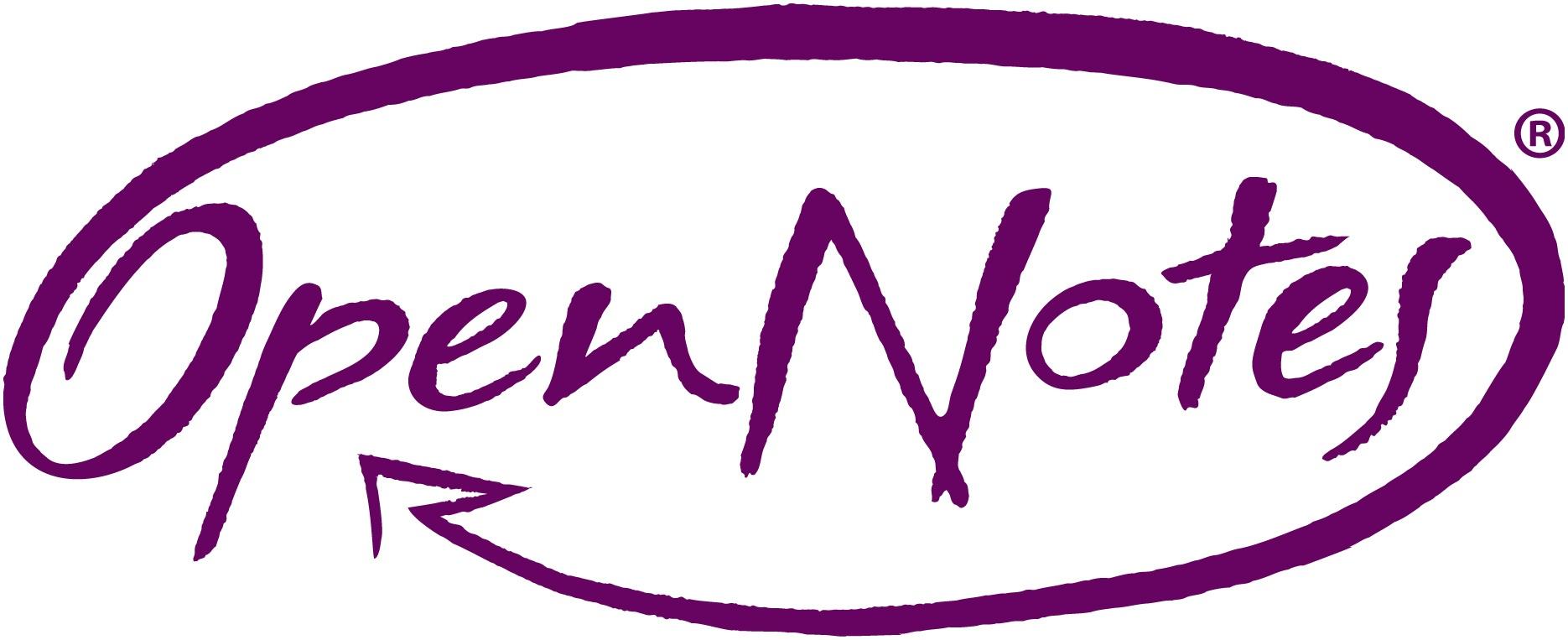 OpenNotes-Logo-2014 2015