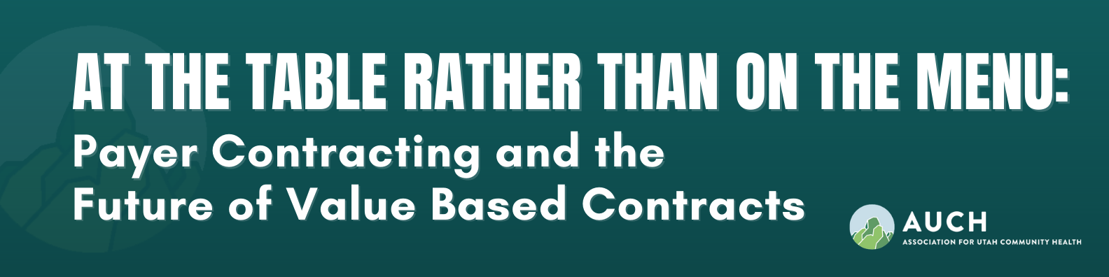 Payer Contracting and the Future of Value Based Contracts