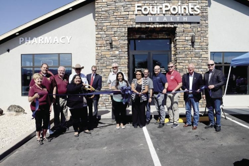 The Richfield Reaper Story: Four Points opens doors – New health center prepared to serve community