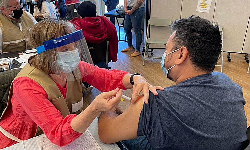 Standard Examiner News: Weber County COVID-19 vaccination effort targets homeless, among the most vulnerable